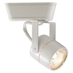 WAC Lighting White Low Voltage Track Light For H-Track
