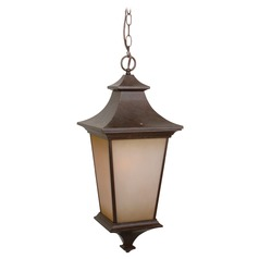 Craftmade Lighting Argent Aged Bronze Outdoor Hanging Light