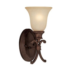 Capital Lighting Hill House Burnished Bronze Sconce