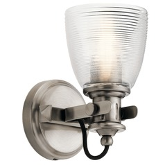 Marine / Nautical Sconce Pewter Flagship by Kichler Lighting