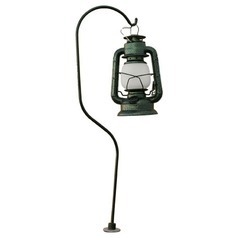 Green Cast Aluminum Path/Walkway/Area Light