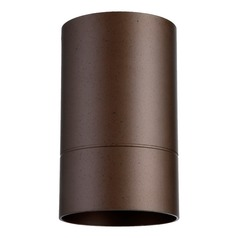 Quorum Lighting Oiled Bronze Close To Ceiling Light