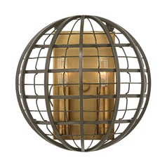 Oiled Bronze Wall Sconce by Hinkley Lighting
