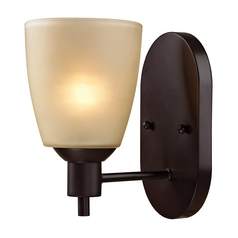Thomas Lighting Jackson Oil Rubbed Bronze Sconce