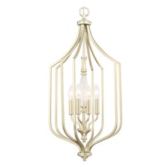 Capital Lighting Seaton Soft Gold Pendant Light