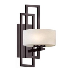 Lite Source Adalyn Dark Bronze Sconce