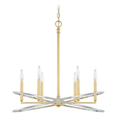 Capital Lighting Fire and Ice Chandelier