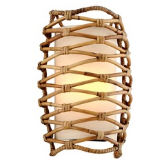 Troy Lighting Balboa Bronze Sconce