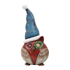 Winter Owl Holiday Christmas Decoration