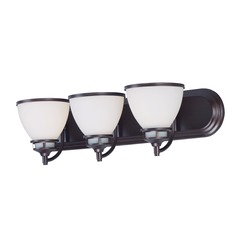 Maxim Lighting Novus Oil Rubbed Bronze Bathroom Light