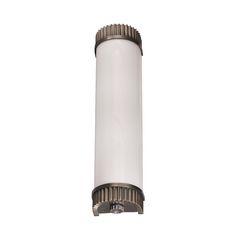 Benton Distressed Bronze Bathroom Light - Vertical or Horizontal Mounting