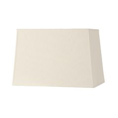 Large Modern Rectangular Lamp Shade