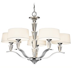 Kichler Lighting Kichler Vintage Inspired Five-Light Chandelier 42030CH