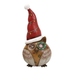 Christmas Winter Owl Hoilday Decoration