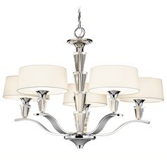 Kichler Vintage Inspired Five-Light Chandelier