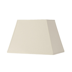Large Tapered Rectangular Shade