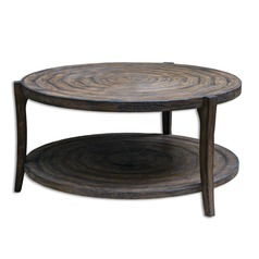 Uttermost Pias Rustic Coffee Table