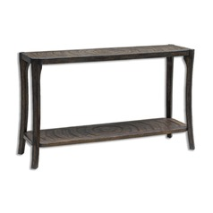 Uttermost Pias Rustic Sofa Table