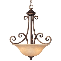 Dolan Designs Lighting Three-Light Pendant 2094-133