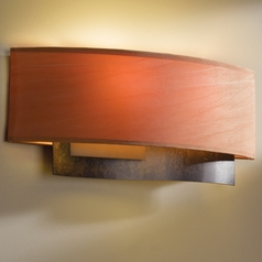 Hubbardton Forge Lighting Current Dark Smoke Sconce