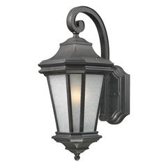 Dolan Designs Lakeview Olde World Iron Outdoor Wall Light