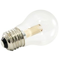 Dimmable Clear LED A15 Light Bulb - 15-watts Equivalent