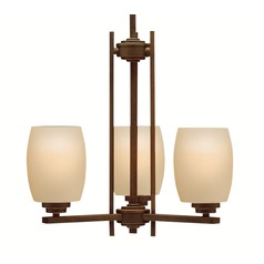 Kichler Lighting Eileen Olde Bronze LED Chandelier