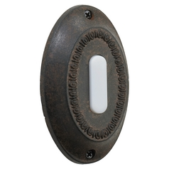 Quorum Lighting Quorum Lighting Toasted Sienna Doorbell Button 7-307-44