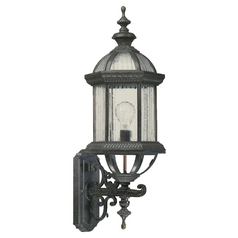 Quorum Lighting Baltic Granite Outdoor Wall Light