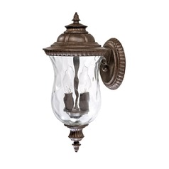 Capital Lighting Ashford Tortoise Outdoor Wall Light