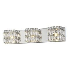 Access Lighting Magari Chrome LED Bathroom Light