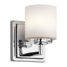 Kichler Lighting O Hara Chrome Sconce