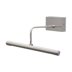 LED Picture Light in Satin Nickel Finish