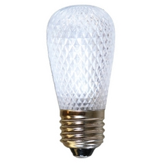 American Lighting American Lighting Pure White Color S14 LED Light Bulb - 10-Watt Equivalent S14-LED-PW