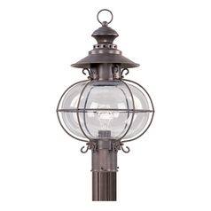 Livex Lighting Livex Lighting Harbor Bronze Post Light 2226-07