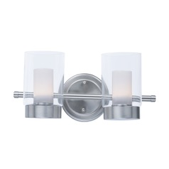 Maxim Lighting Mod Satin Nickel LED Bathroom Light