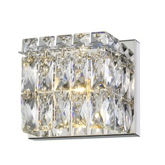 Access Lighting Magari Chrome LED Sconce