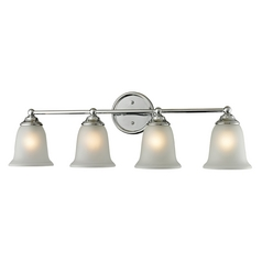 Cornerstone Lighting Sudbury Chrome Bathroom Light