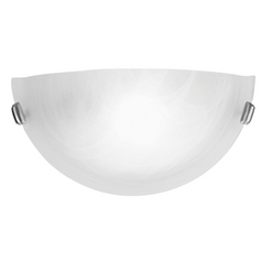 Livex Lighting Oasis Brushed Nickel Sconce
