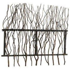 Cyan Design Branch Rosewood Wall Art