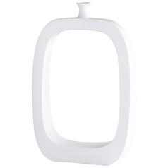 Cyan Design Beyond the Pale White Vase