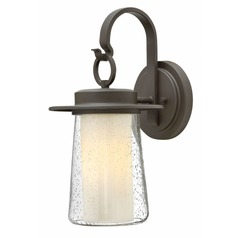 Hinkley Lighting Riley Oil Rubbed Bronze Outdoor Wall Light