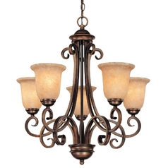 Dolan Designs Lighting Five-Light Chandelier 2090-133