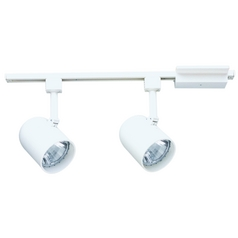 Juno Lighting White Track Light Kit