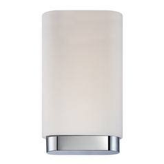 Modern Forms Vogue Chrome LED Sconce