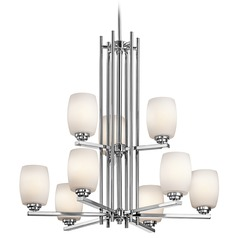 Kichler Lighting Eileen Chrome LED Chandelier