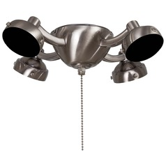 Minka Aire Fans Pewter Fan Light Kit