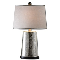 Uttermost Arnez Mercury Glass Table Lamp