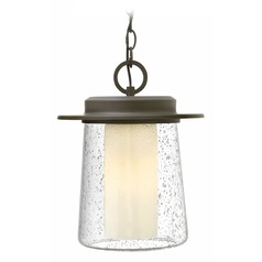 Hinkley Lighting Riley Oil Rubbed Bronze Outdoor Hanging Light
