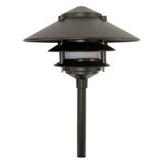 Dabmar Lighting Black Path Light